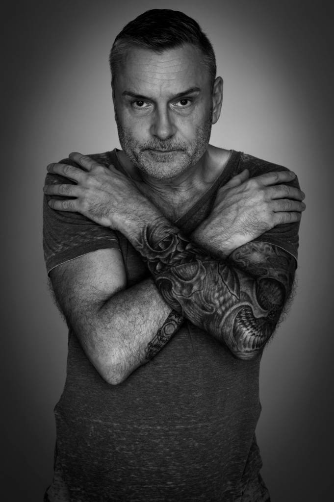 Brendan de Clercq by Paul Aegerter Photography