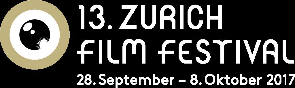 ZFF Zurich Film Festival 2017 Logo