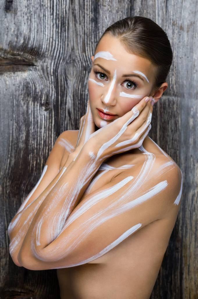 Jorid - Experimental Make-up