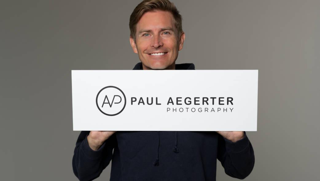 Nach Corona, Paul Aegerter hält einen Taffel auf