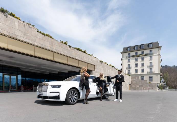 Rolls Royce Ghost 1